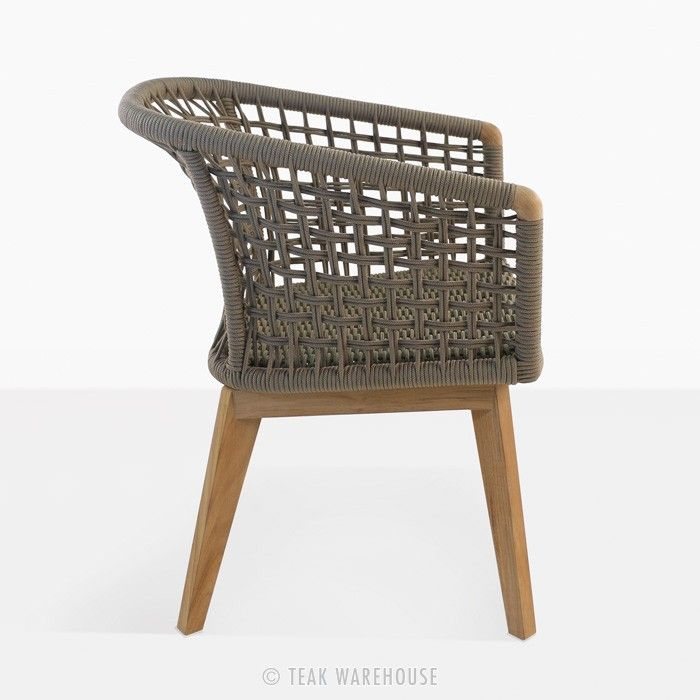 Ravoli Rope Dining Chair - Dining Chairs - Dining
