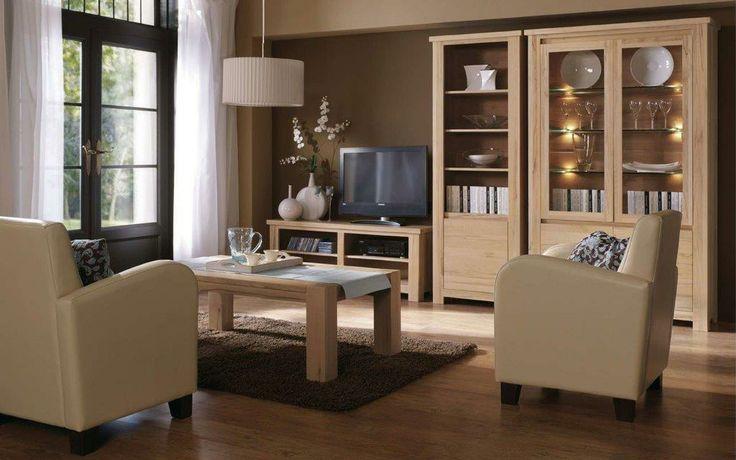 Salon z kolekcji Novum, producent Ludwik Styl / Living room, coll. Novum, prod. Ludwik Styl