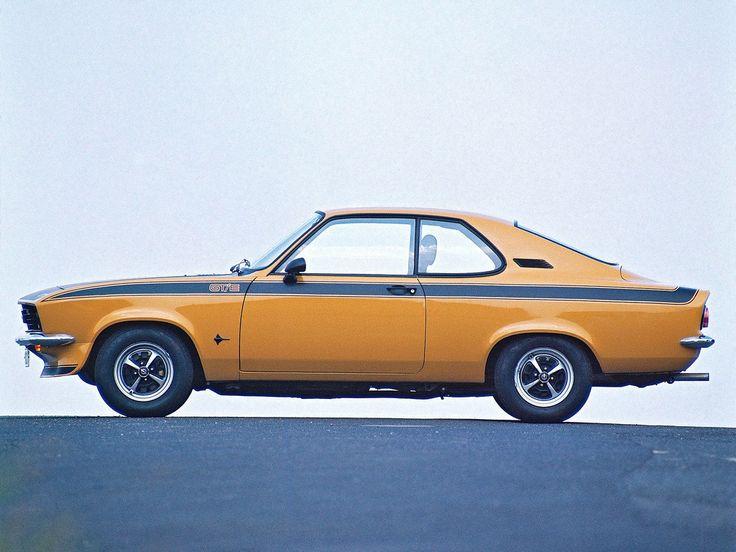 1974 Opel Manta GT/E | by Auto Clasico
