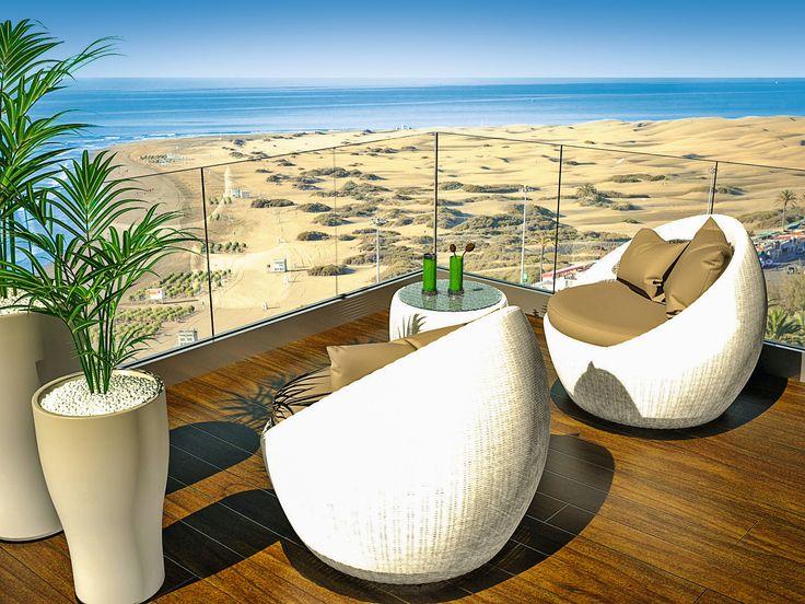 "Gran Canaria, Playa del Inglés! ""Suitehotel Playa del Inglés"", ****+, Playa del Inglés, Gran Canaria. Exklusiv bei alltours!"