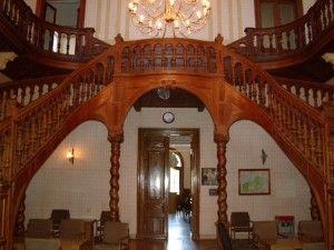 Hungary, Tóalmás, Andrássy Castle