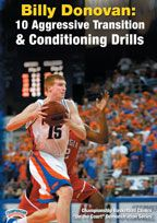 Billy Donovan: 10 Aggressive Transition & Conditioning Drills