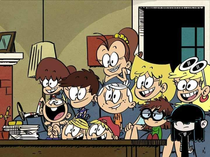 393 Best The Loud House Images On Pinterest Animated