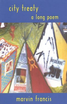 """Singer/songwriter/publisher John K. Samson recommends city treaty: a long poem by Marvin Francis in a @globeandmail feature: """"City Treaty asks us to [...] walk and read and write a better Winnipeg."""" #poetry #poetryreview"""