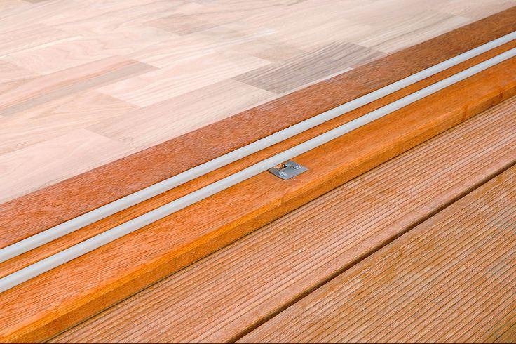 En Lacuna foldedør kan designes slik at den passer perfekt til det uttrykket du ønsker. Den kan være helt opp til 6 meter bred og nesten 3 meter høy og kan ha pyntesprosser, vanlige sprosser, rammestykker, mange forskjellige varianter av låser på dørhåndtakene, forskjellige farger både ut- og innvendig osv. osv. Felles for alle Lacuna-produktene er imidlertid at alle hengsler, grep og beslag er utført i syrefritt, rustfritt, børstet stål – for å sikre et holdbart, tidløst og sterkt design.