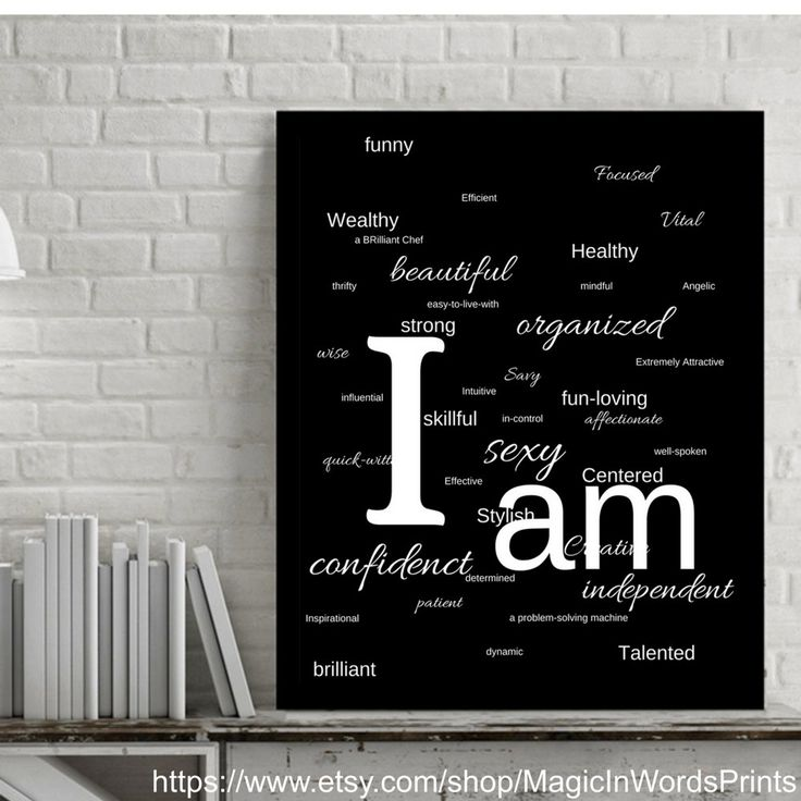 Motivational Art, Wall Art, Printable, Affirmation Wall Art, Motivational Wall Art, Modern, White and Gray, Minimalist, I am sexy, strong by MagicInWordsPrints on Etsy