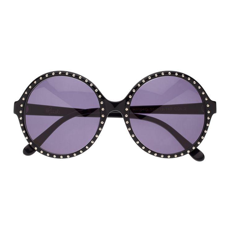 Round Frame Sunglasses | Heidi London