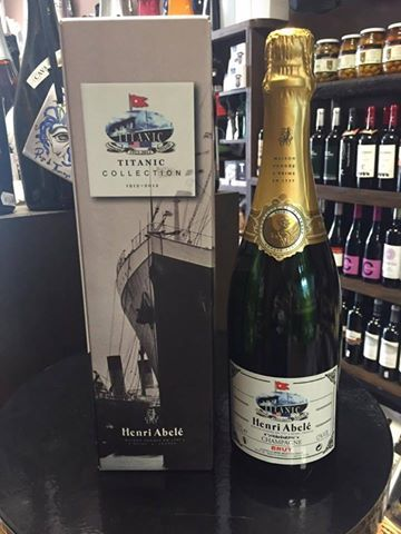 Obandina Blog´s: Sorteo Botella Titanic La Dehesa Delicatessem