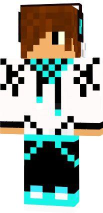 Skin de Chico (Minecraft)
