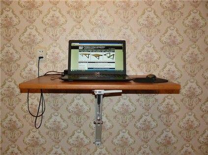 Откидной стол для дома, кухни или лоджии.