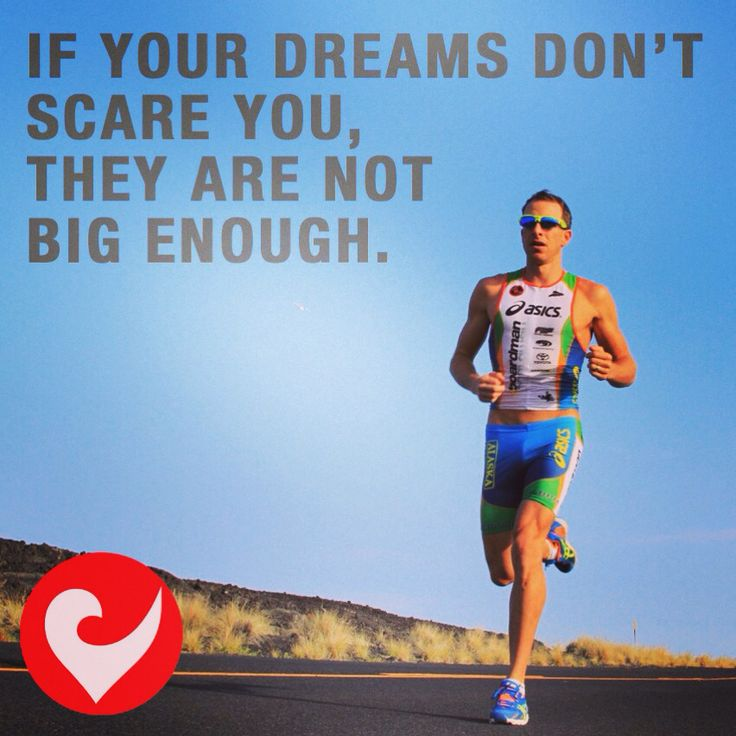 Today's Monday Motivator is inspired by triathlon world champion Pete Jacobs racing at Challenge Gold Coast in Australia (Fitness Challenge Meme)