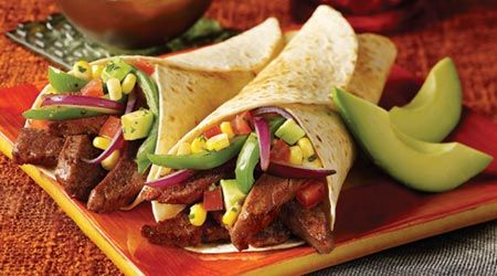 Steak and Pepper Tacos ordered by Nikki. Chapter 9.