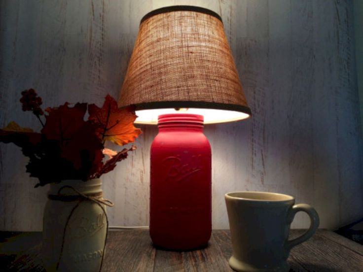 Awesome 60 Stunning Rustic Table Lamps Design Ideas. More at https://trendecor.co/2017/09/30/60-stunning-rustic-table-lamps-design-ideas/
