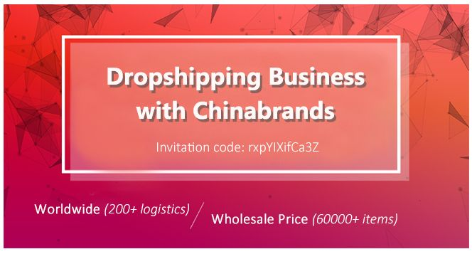 Free Opportunity To Do Business With Chinabrands Code