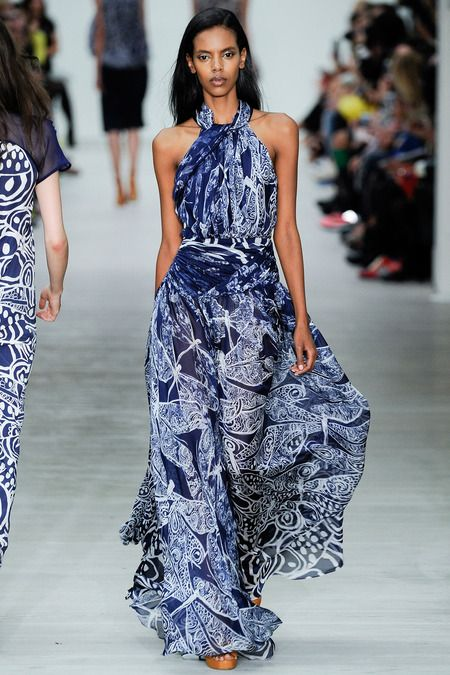 Matthew Williamson | Spring 2014 Ready-to-Wear Collection | Style.com -- pretty colors