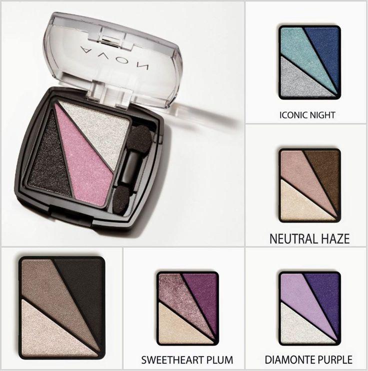 Potrójne cienie do powiek - 24,99 zł Zobacz więcej >> http://www.avon.sklep.pl/kat/makijaz/57/makijaz-oczu/cienie-do-powiek-avon/potrojne-cienie-do-powiek-avon.html Kolor, który dostosowuje się do twojego stylu. Potrójne cienie do powiek to lśniąca kombinacja 3 nasyconych kolorów, która zapewnia wielowymiarowy efekt. Jedwabista konsystencja gładko się rozprowadza, dając nieograniczone możliwości mieszania, trwała formuła nie obsypuje się i utrzymuje na powiece przez cały dzień.