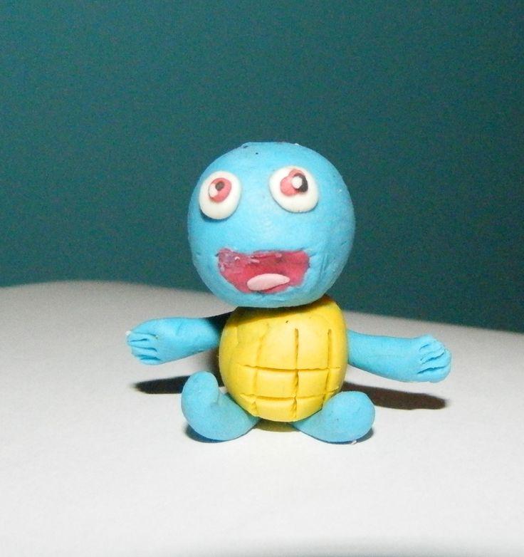 Pokemon play dough
