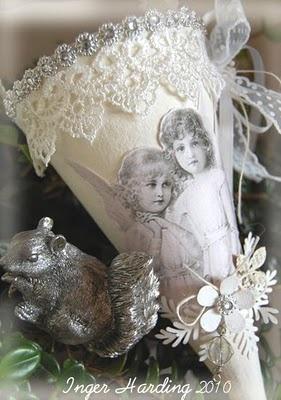 Inger Harding: Christmas Candy Bag