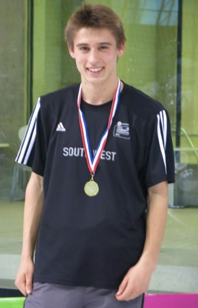 Andy keeps on running! Year 12 Clayesmore Boarding School student, Andy Smith, wasn't just relaxing with a pile of Easter eggs over the holidays, he was far too busy taking part in a National Biathlon at the Olympic Park where he came 13th overall. He also managed to win the running element of the race and achieved an 18 second personal best in the pool! http://www.clayesmore.com/