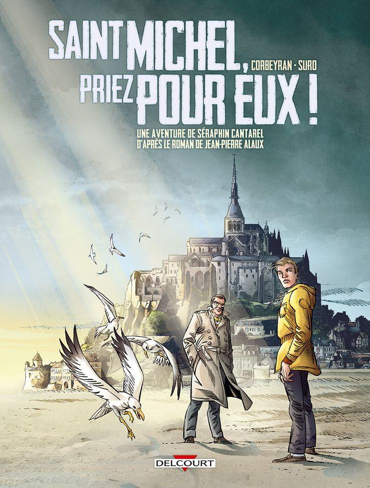 Le héros de la série, Séraphin Cantarel, est conservateur en chef des monuments de France. Assisté de Théodore Trélissac, il expertise. En l'occurrence, il s'agit pour eux de vérifier si la catastrophique marée noire de l'Amoco Cadiz, qui a souillé les côtes bretonnes en mars 1978, ne risque pas d'empêcher le monument d'être classé au Patrimoine mondial de l'UNESCO (ce qu'il est depuis 1979).