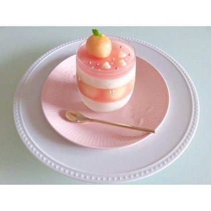 ♡ピーチムース♡ by ko~ko 【クックパッド】 簡単おいしいみんなのレシピが285万品