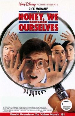 Honey, We Shrunk Ourselves - Wikipedia