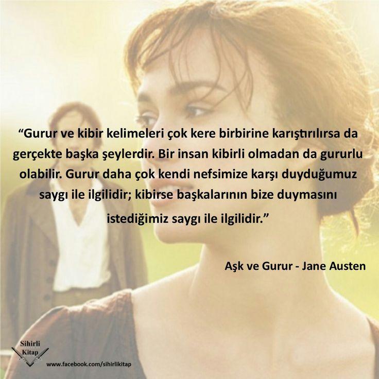 Aşk ve Gurur ///Jane Austen