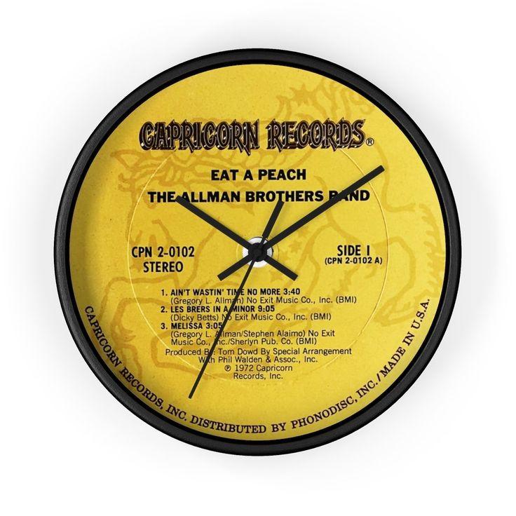 Allman brothers bros band capricorn records eat a peach 10