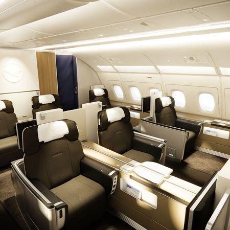 First Class, Lufthansa