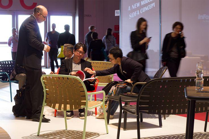 EMU - Salone Internazionale del Mobile 2015 Foto: Laura Vendramini