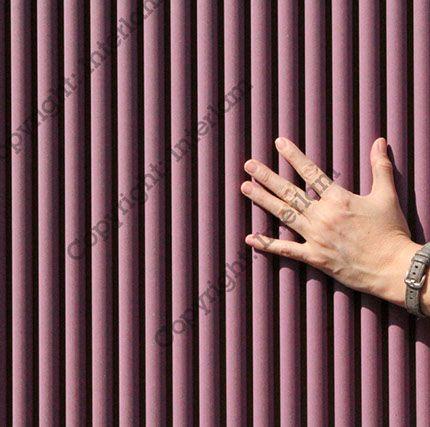 Interlam, Art Diffusion, architectural wall panels.