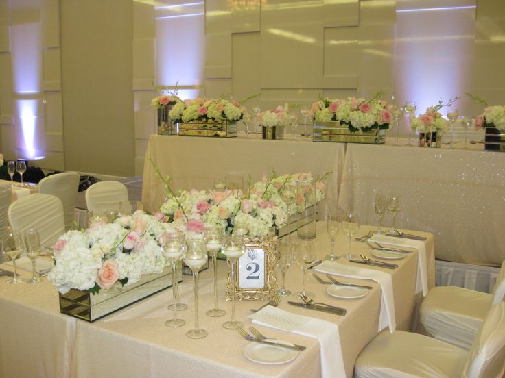 July wedding reception at the Delta Ottawa City Centre