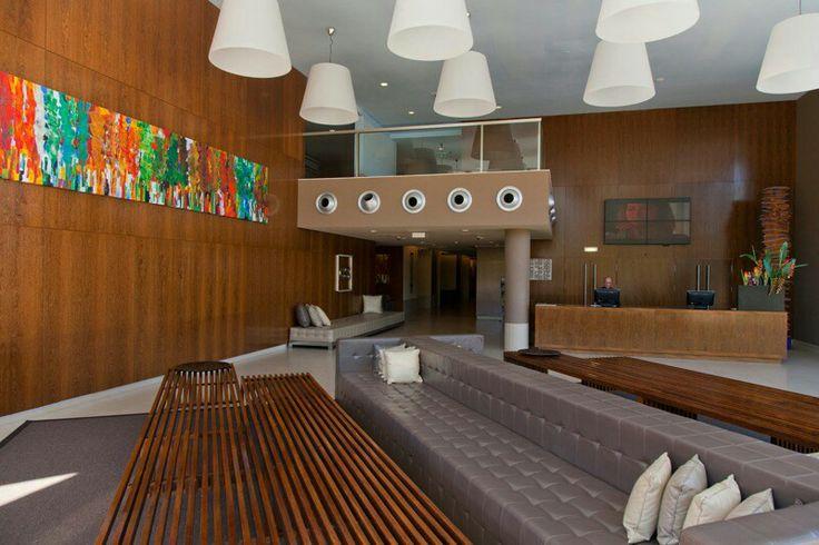 Recepção e Lobby do Hotel
