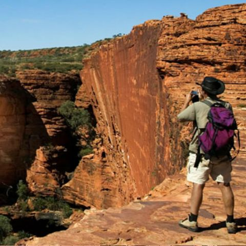 Kings Canyon Day tour (Ex Ayers Rock)