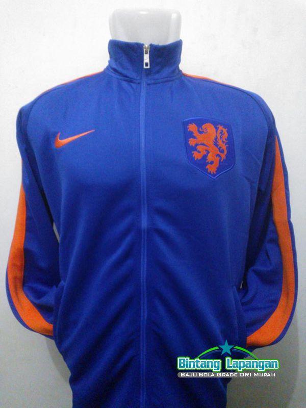 Jual Jaket Belanda Biru Piala Dunia 2014 Terbaru Murah -Hai sobat Bintang Lapangan di manapun anda berada, kali ini kami akan menawarkan Jaket Terbaru Piala Dunia Belanda Birudengan harga murah dan terjangkau. Kualitas dari jake