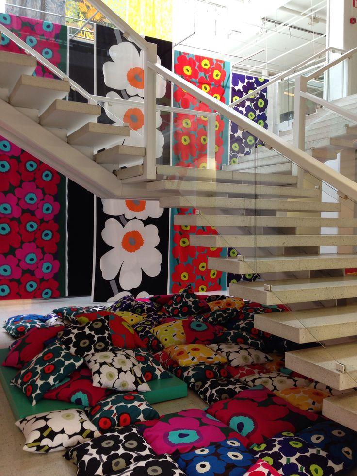Marimekko's office in Helsinki.