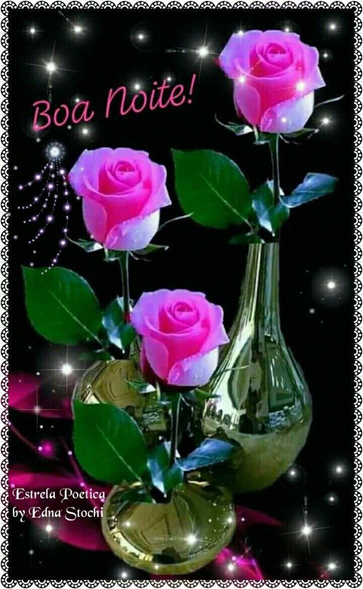 Boa Noite Com Imagens Belas Rosas Vermelhas Rosas Vermelhas