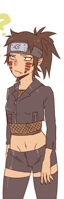 Fem kiba damn can those shorts get any shorter might as well just wear underwear