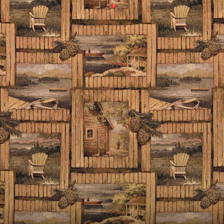 Best 25 rustic upholstery fabric ideas on pinterest for Fishing themed fabric