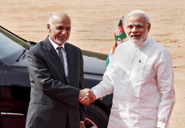 Narendra Modi Wishes Happy Birthday to Ashraf Ghani on Wrong Date  Read more: http://www.bellenews.com/2016/02/13/world/asia-news/narendra-modi-wishes-happy-birthday-to-ashraf-ghani-on-wrong-date/#ixzz404kPD6mU Follow us: @bellenews on Twitter | topdailynews on Facebook