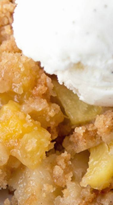Pineapple Cobbler                                                                                                                                                      More