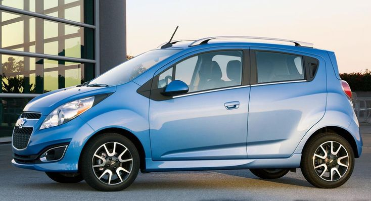 CHEVROLET SPARK — New 2013 Car Models Coming Out For Sale