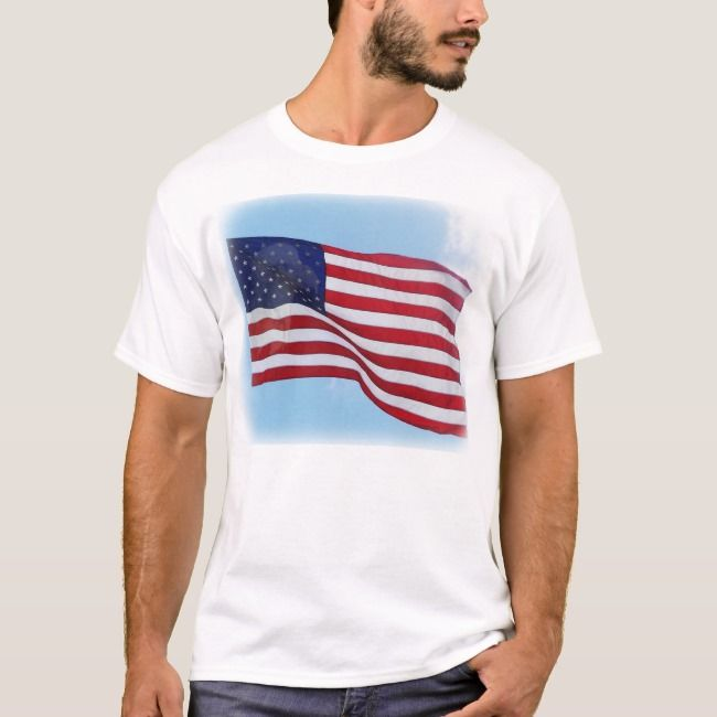 American Flag Clothing For Men T Shirt Zazzle Com T Shirt American Flag Clothes Shirts