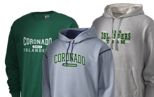 Coronado High School Islanders Apparel