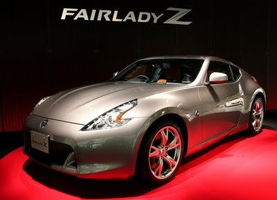 Nissan Fairlady 370Z,Nissan Fairlady 370Z will go on sale with a starting price range from $ 30,610 (Rp 272 million), while for the use otomoatis 7 speed transmission, the consumers just simply add a fee of $ 1,300 (Rp 12 million)