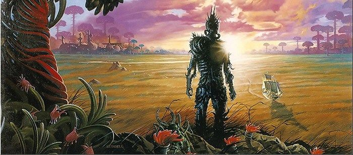 Book Review: Hyperion (Hyperion Cantos #1) by Dan Simmons