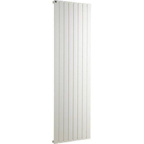 Radiateur chauffage central Pianosa blanc, l.59.8 cm, 1265 W
