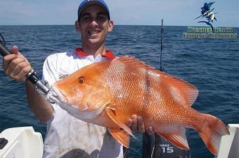 Reef fishing charters out of Darwin at Dundee Beach are where some of the best fishing action is in the Top End of Australia