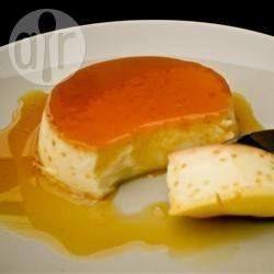 Mini pudins de coco @ allrecipes.com.br