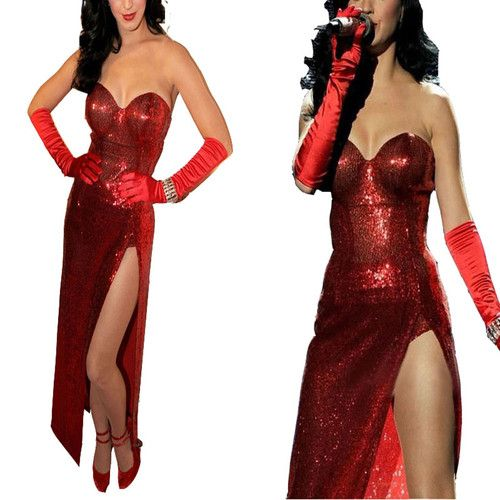 Jessica Rabbit Dress